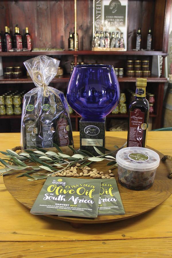 Kransfontein Extra Virgin Olive Oil - 07
