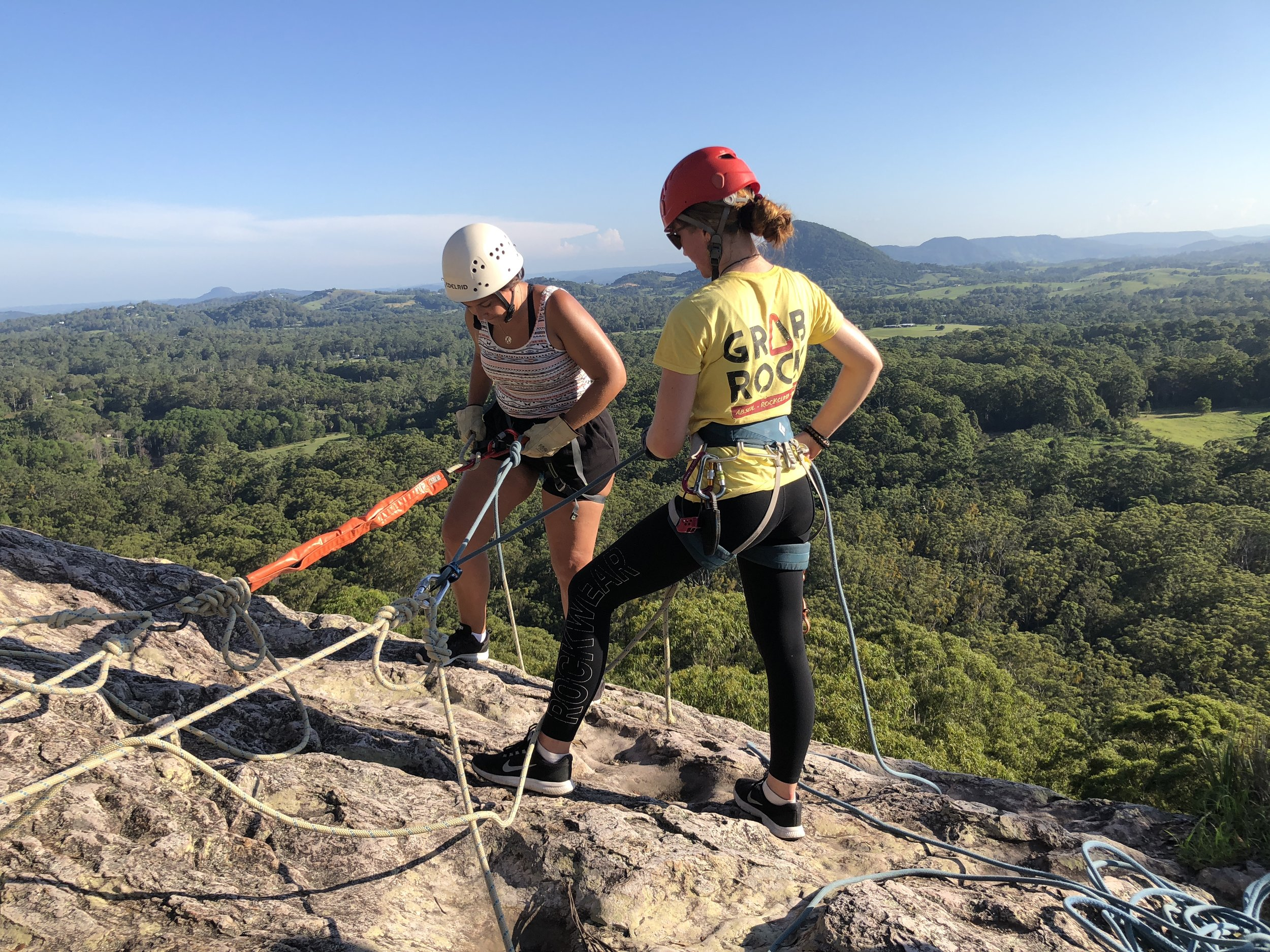 Link adventure together - We have the ability to link a massive range of adventure activities together into single or multi day adventure programs tailored just for your group.
