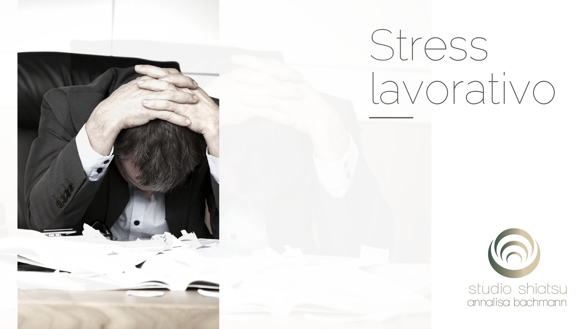 stress lavorativo sindrome di burnout