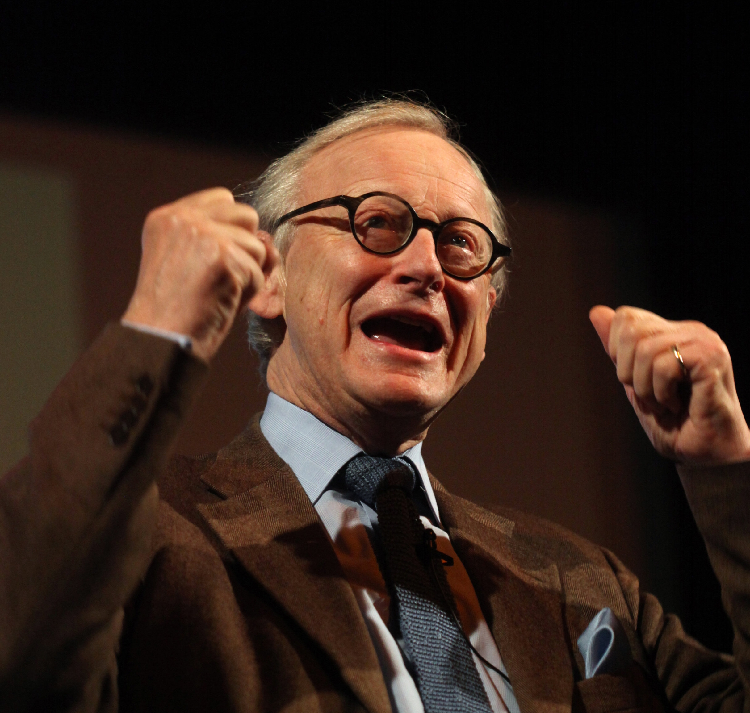 Lord Deben (Photo: Eamonn McCabe)