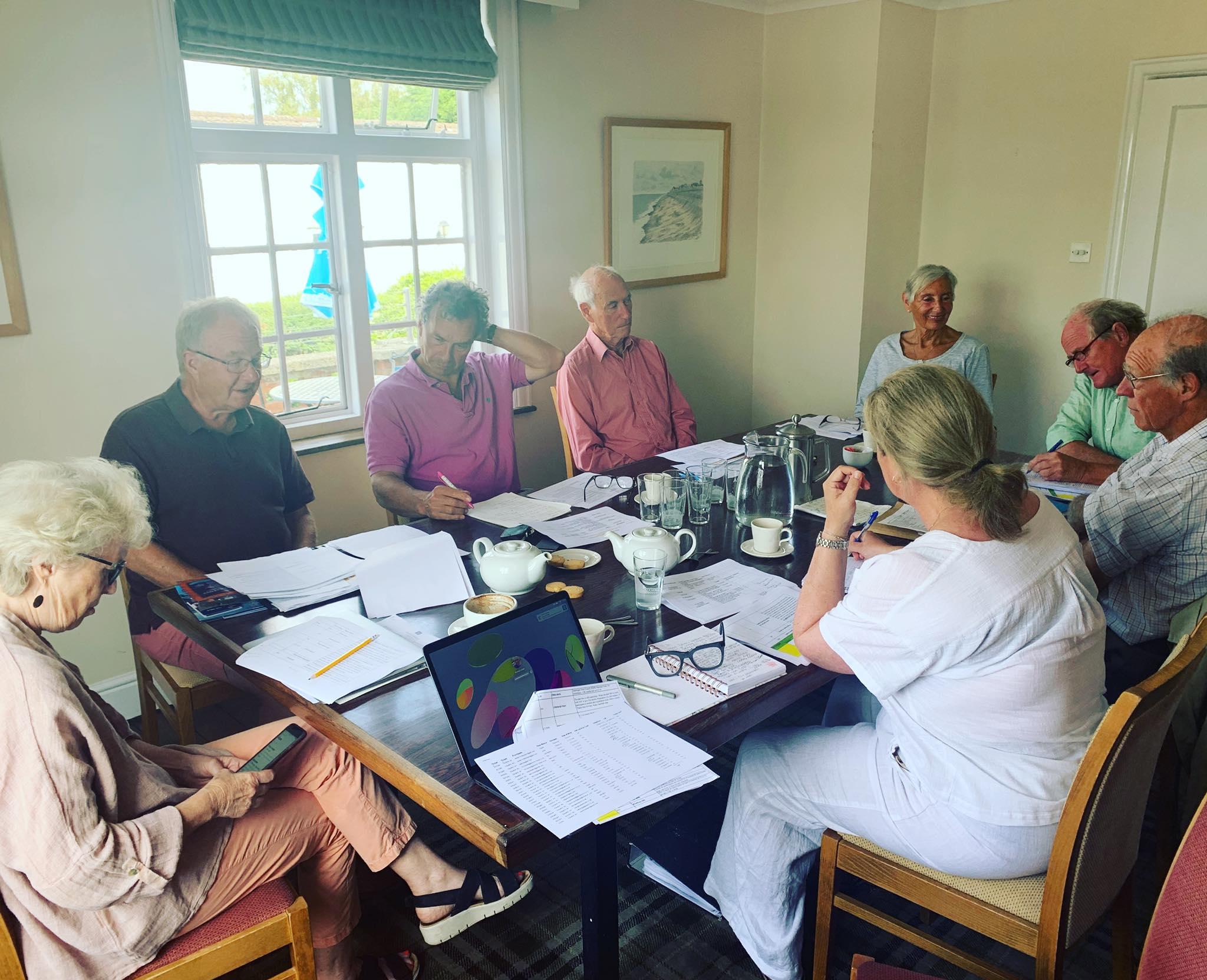 2019 Flotilla Planning Meeting