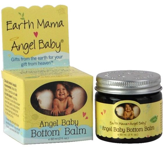 Hands down, my all time favorite line of baby and mommy care products are by  Earth Mama Organics .  Especially their Bottom Balm which smells awesome and is my go to for pretty much any kind of skin irritation for the whole family.