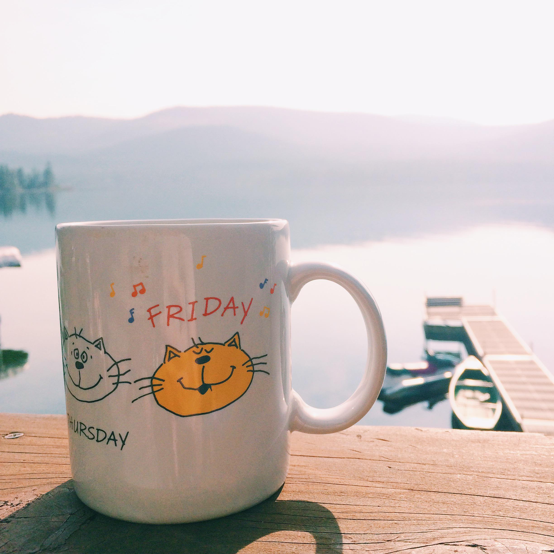 Coffee at the lake.JPG