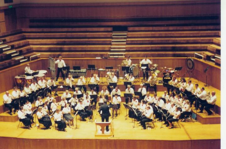 Fairfield Halls Concert Hall, Croydon