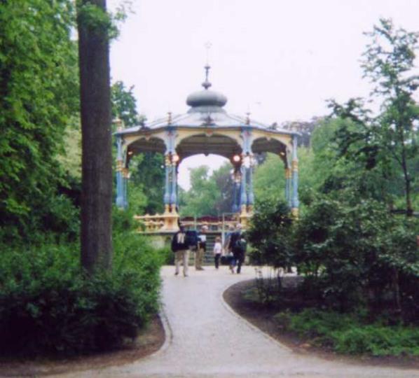 Astridpark, Bruges