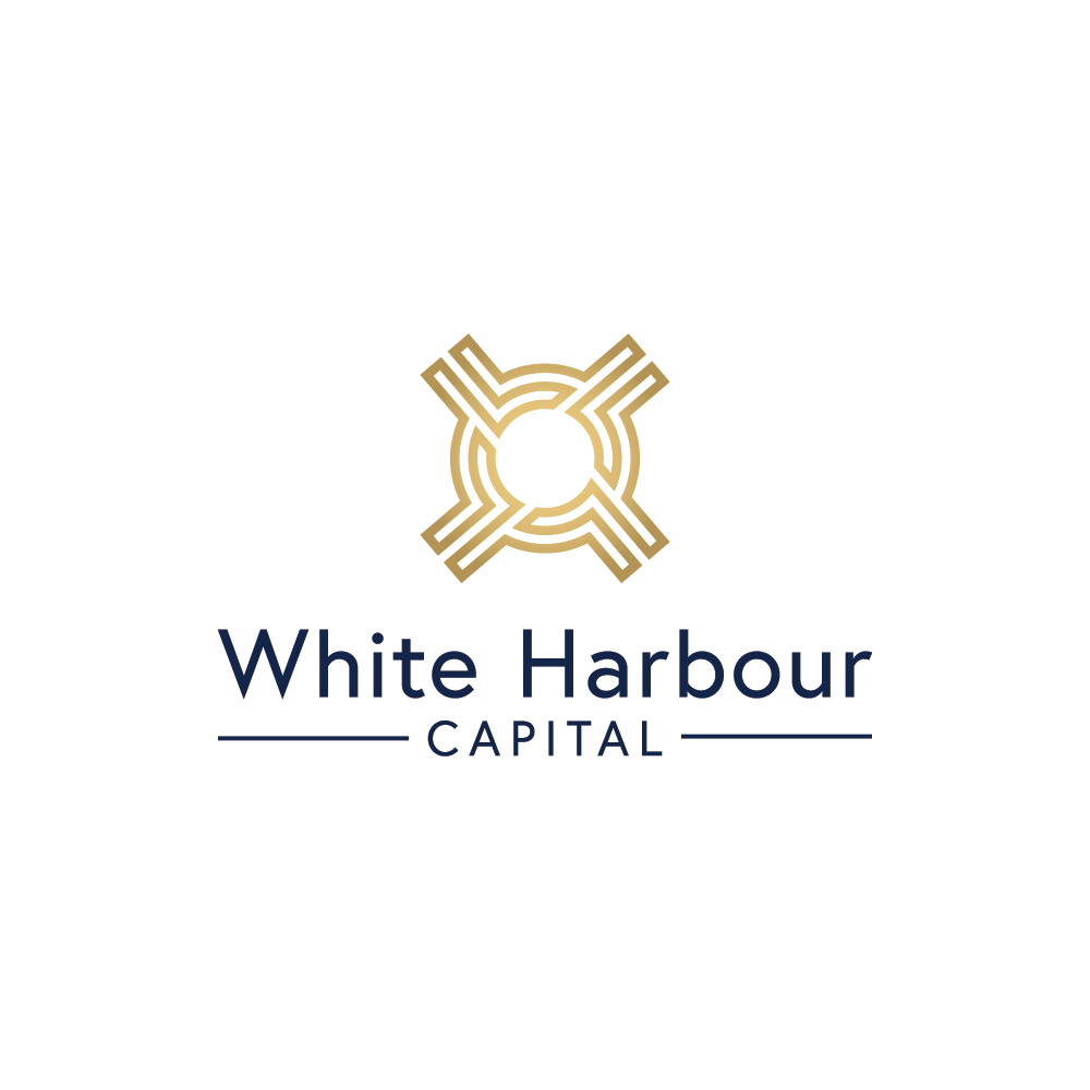 White Harbour Capital Logo - Peer-to-peer lending company connecting sophisticated investors with borrowers secured by commercial property.http://whiteharbourcapital.com