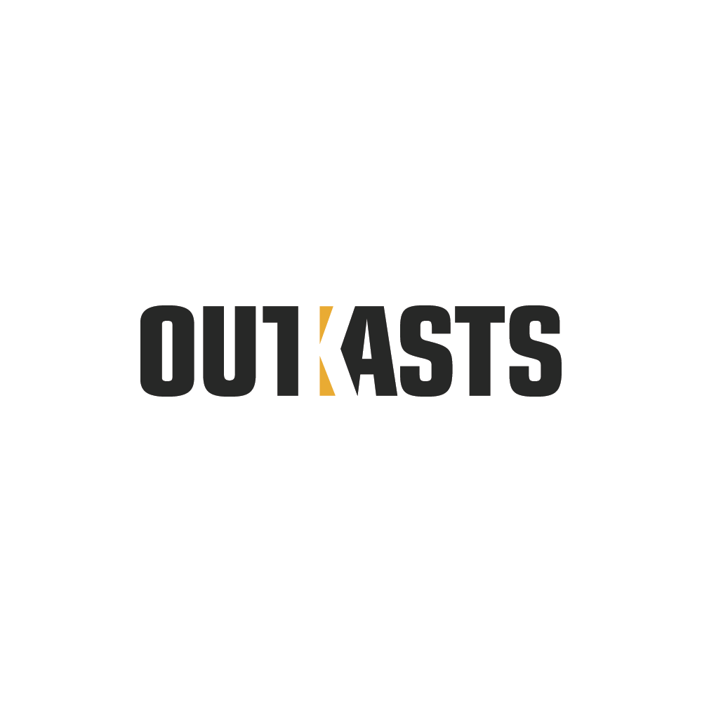 Outkasts logo - outKasts is a new conglomerate of business mainly in professional consulting.