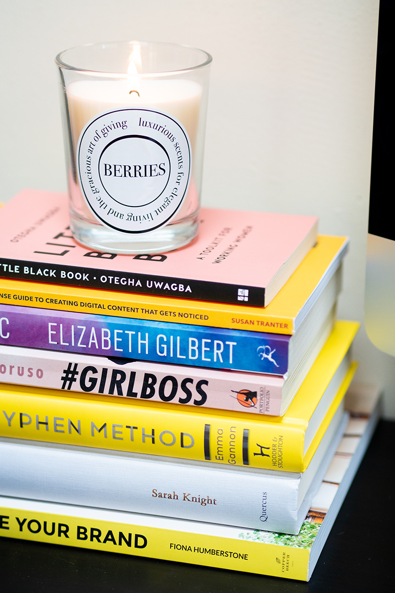 books for female freelancers