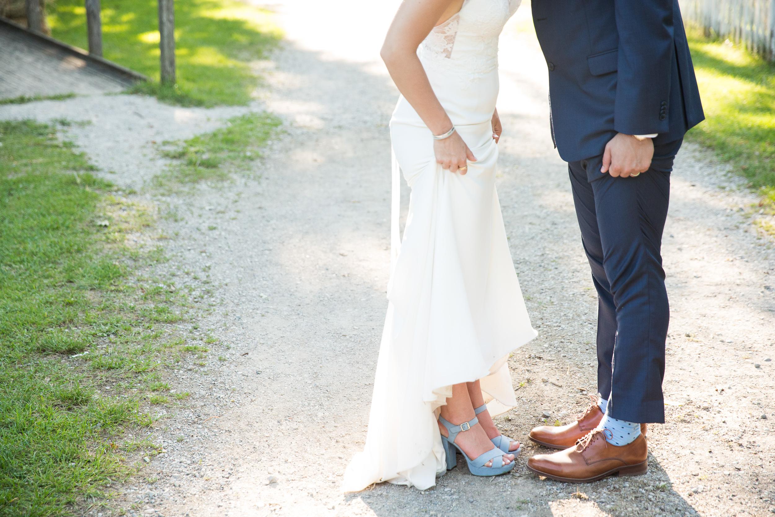 Fanshawe Conservation Area Wedding Photos