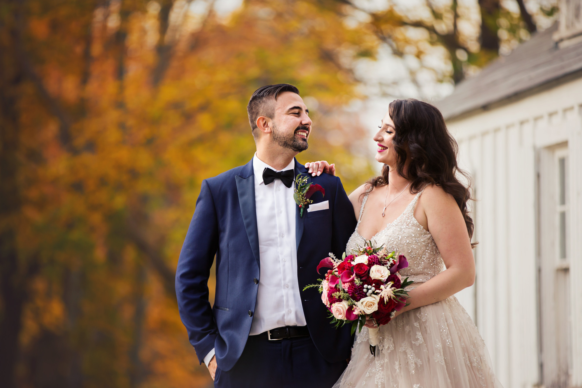 Mississauga Convention Centre and Scotsdale Farm Wedding Photos