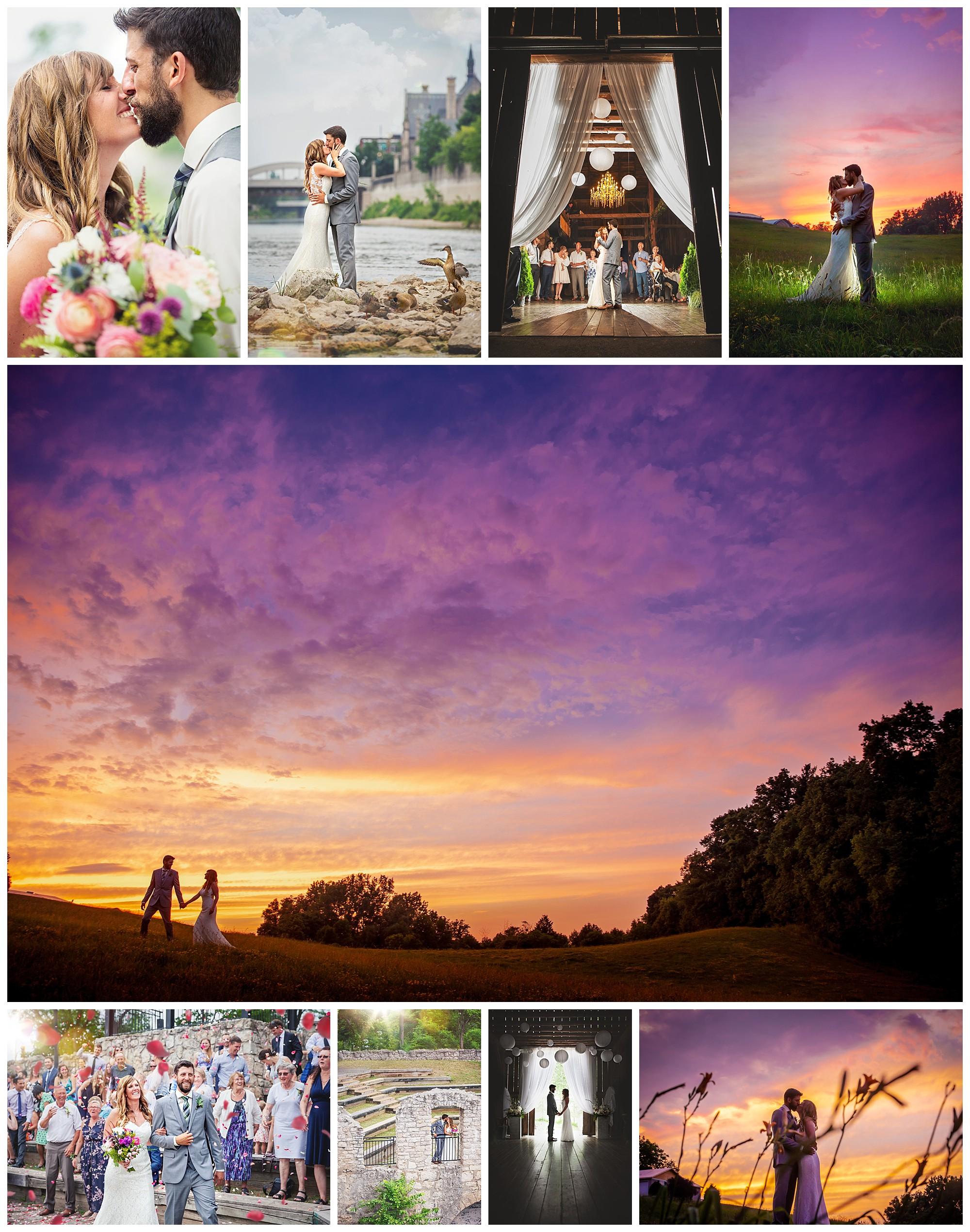 Cambridge Mill & Vicano Barn, Cambridge, Ontario wedding photos by VanDaele & Russell