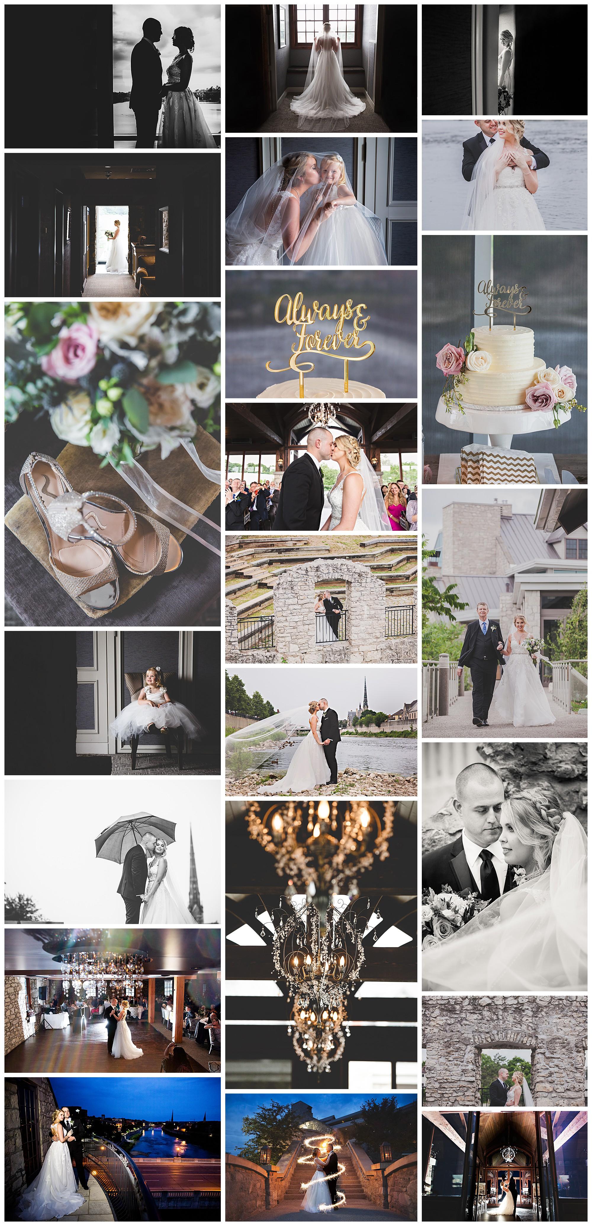 Cambridge Mill, Cambridge, Ontario wedding photos by VanDaele & Russell