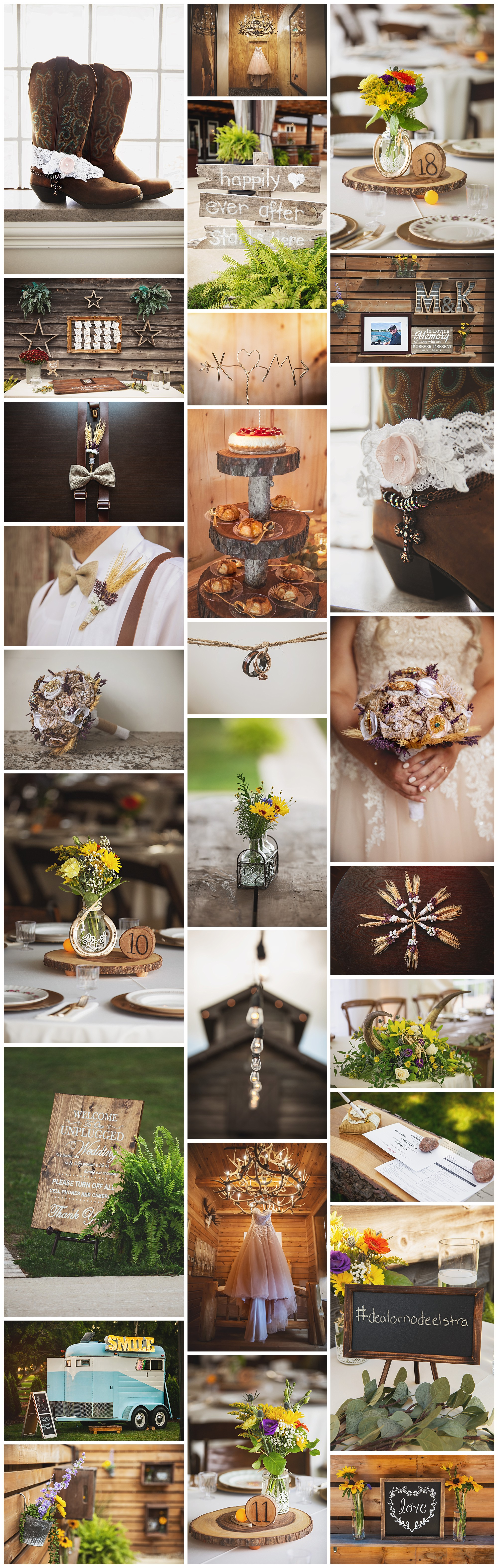 The Rustic Ranch Event Venue, Chatham, Ontario wedding photos by VanDaele & Russell