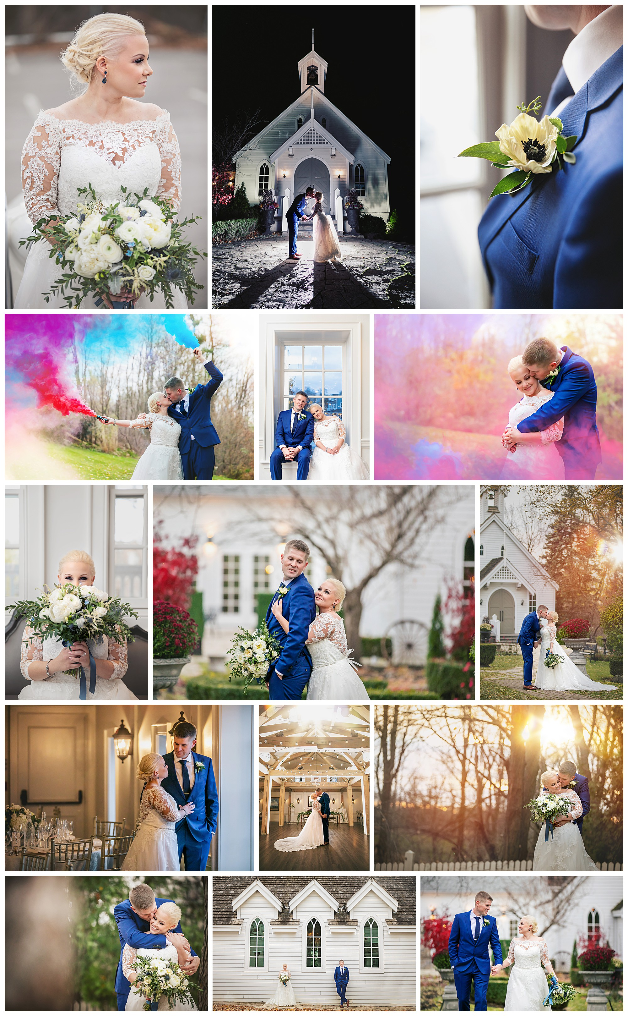 The Doctor's House, Kleinburg, Ontario wedding photography by VanDaele & Russell
