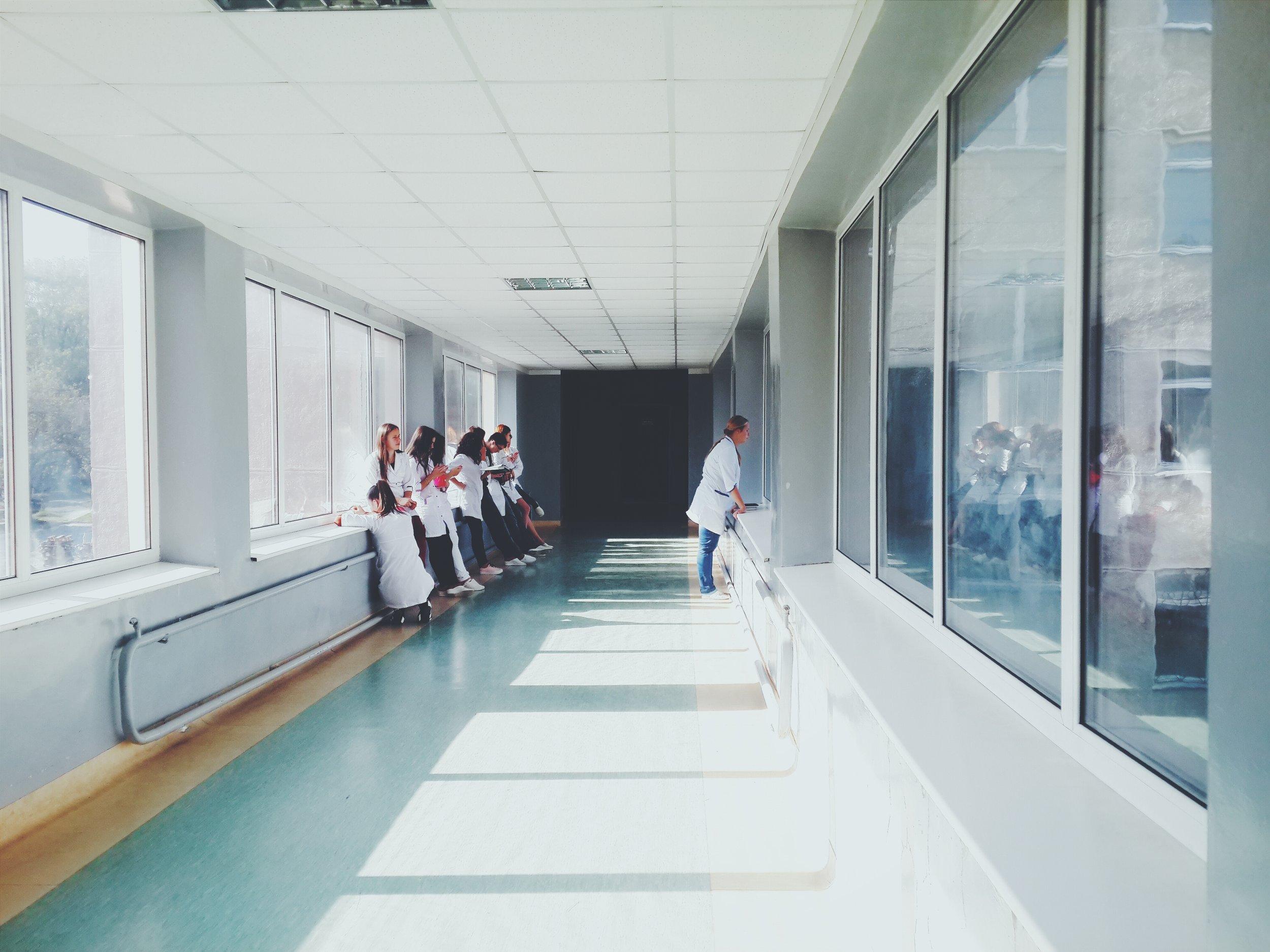 Hospital Affiliations -