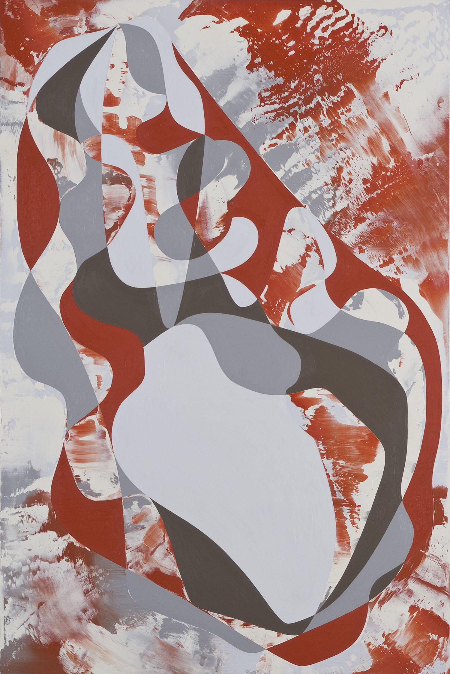 Untitled | 2007 | Öl auf Holz | 91,5 x 61 cm