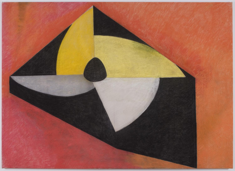 "Entwurf ""Reception Center for Solar Energy"" | 1986 | Malerei | 114 x 158 cm"
