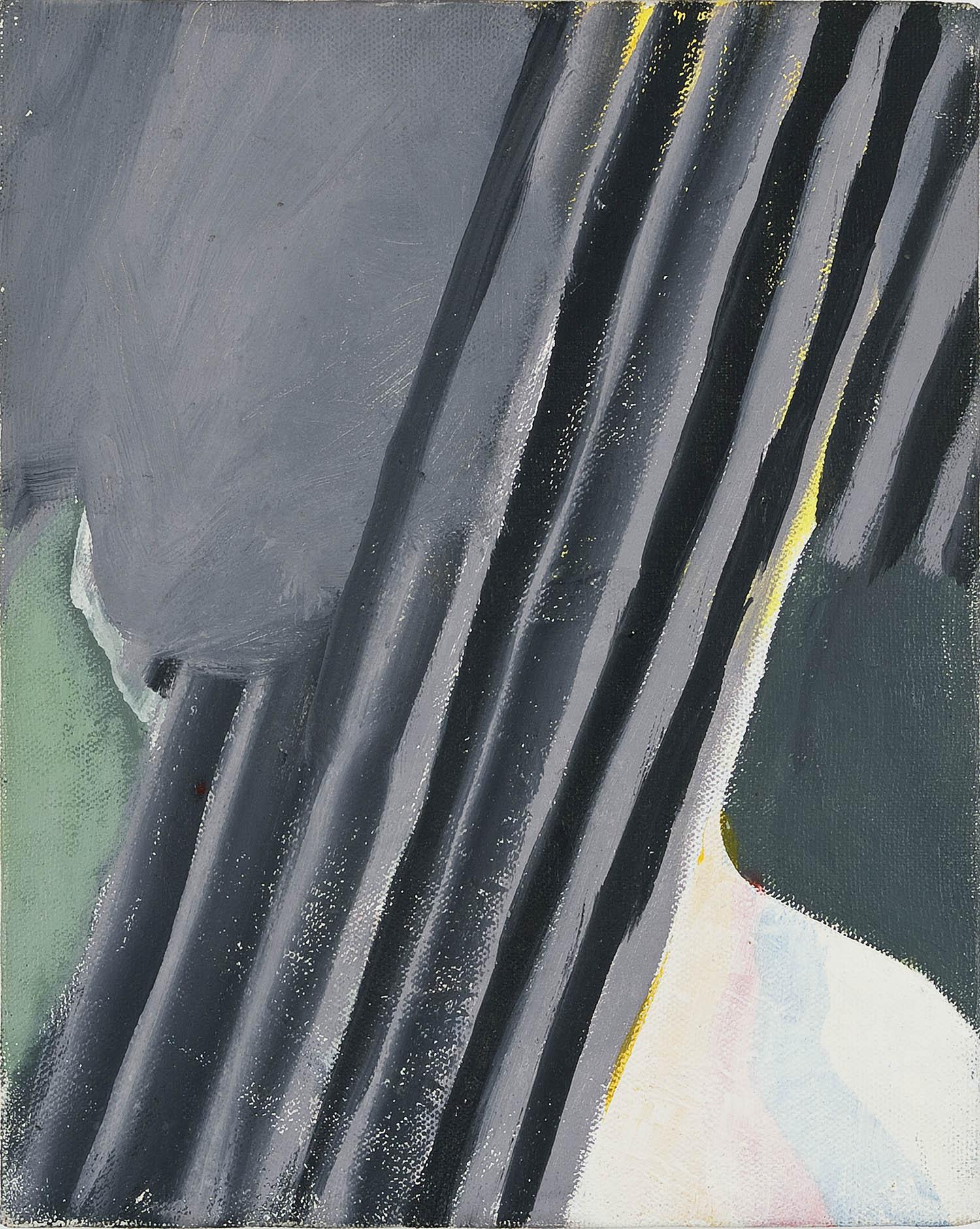 Zilch | Acryl auf Leinwand | 2007 | 25,5 x 21 cm