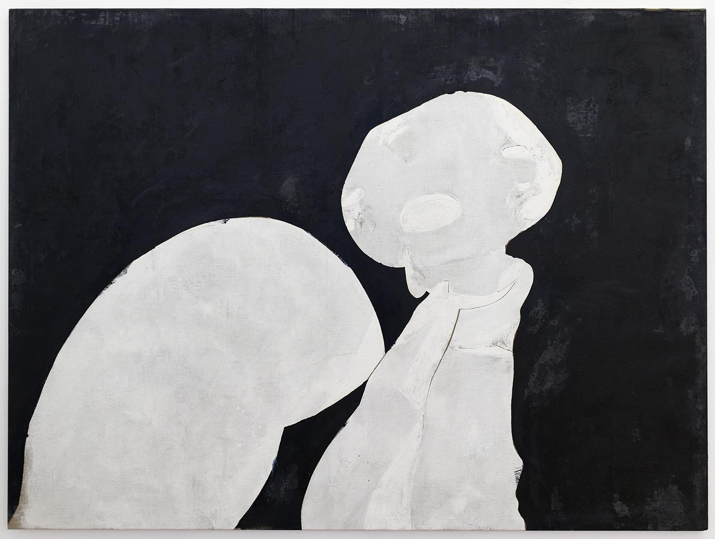 001_Dominik Steiner_Und wie Du wieder aussiehst! Regnet's draussen?, 2014 Mischtechnik auf Leinwand 180 x 242 cm.jpg