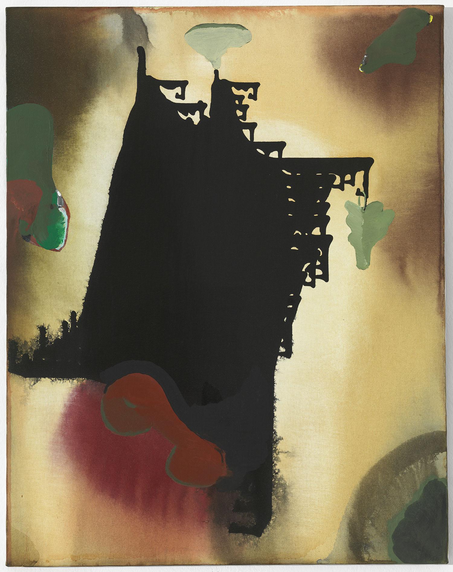 o.T. | 1998 | Acryl auf Leinwand | 71 x 56 cm