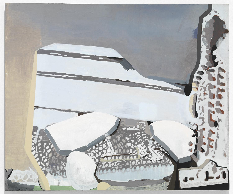 Untitled | 2006 | Acryl auf Leinwand | 101 x 121 cm