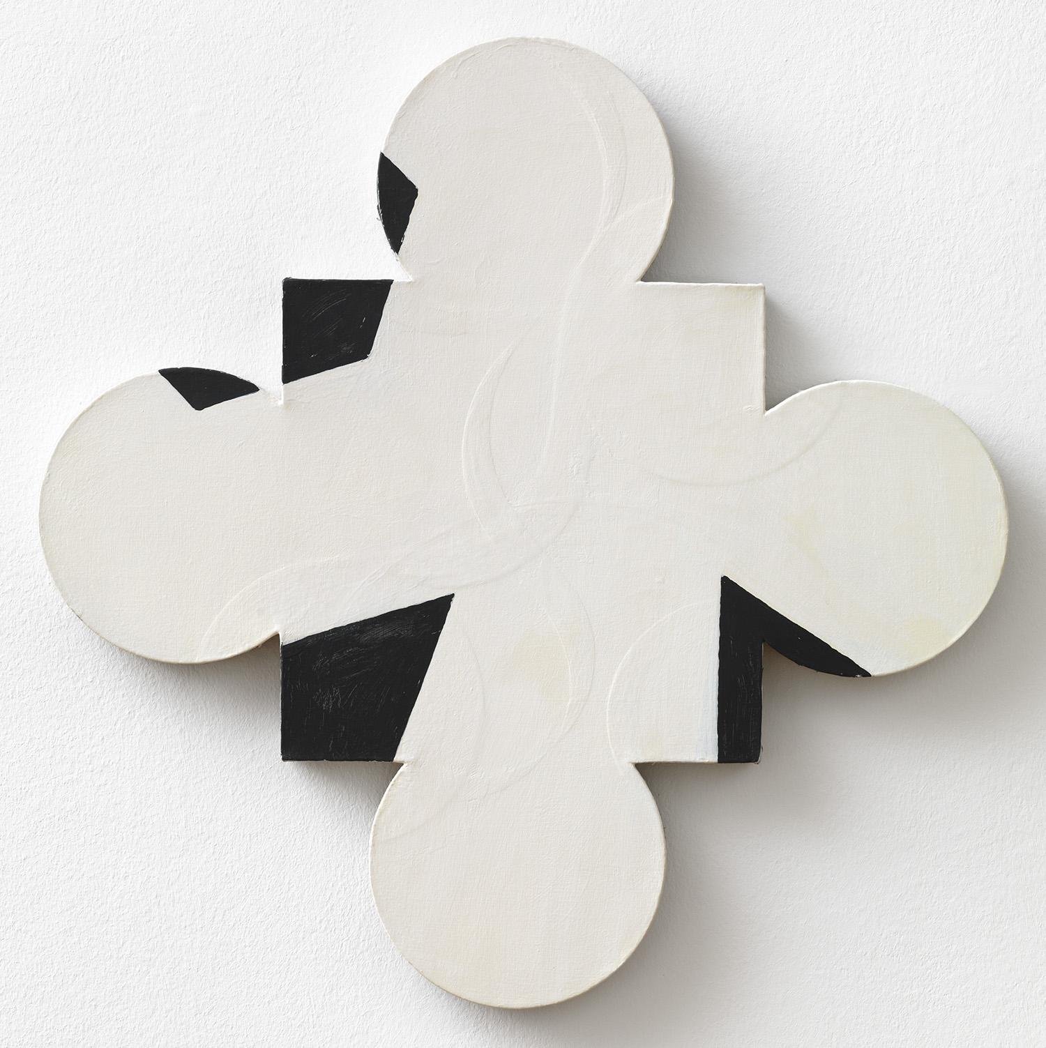 o.T. | 1988-2007 | Acryl auf Leinwand auf Holzgestell | 73 x 73 cm