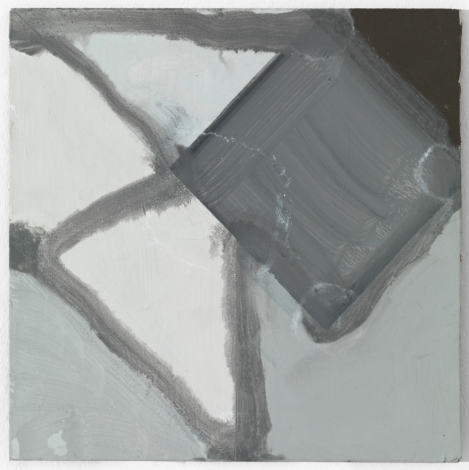o.T. | 2007-2008 | Öl auf Hartfaser | 30 x 30 cm