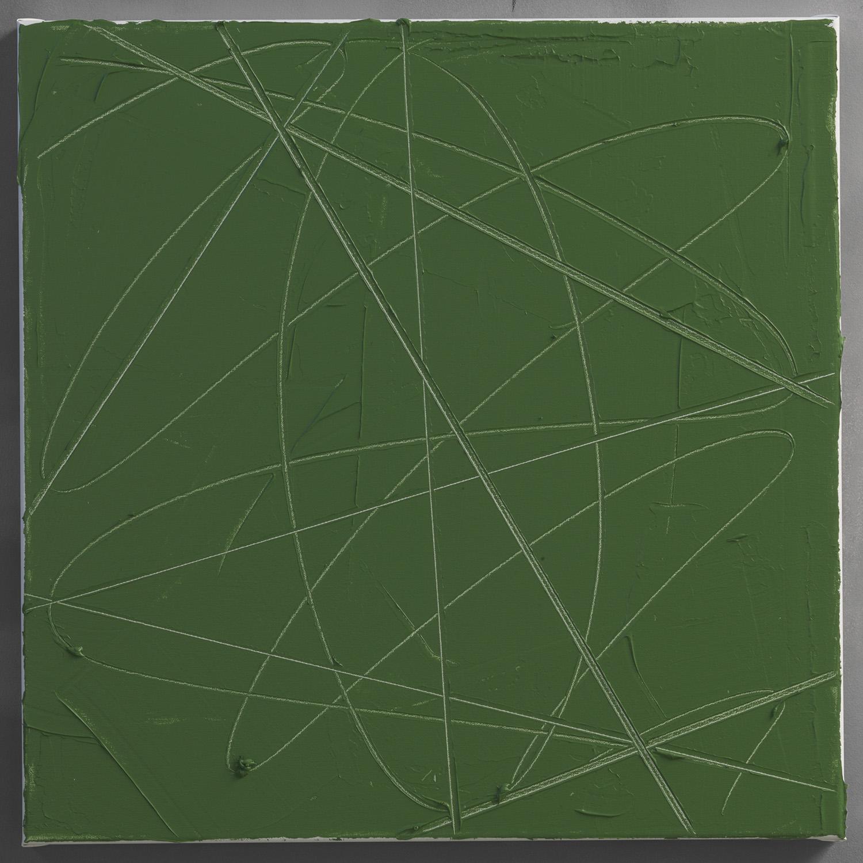 2012-0,6-7 | 2012 | Acryl auf Leinwand | 60 x 60 cm