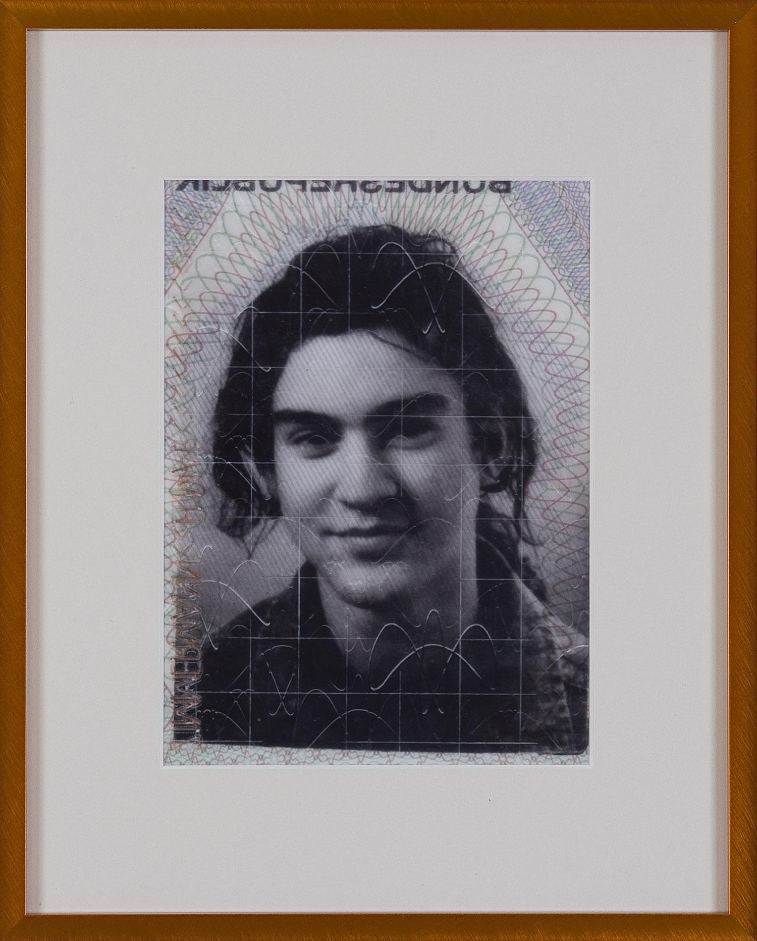 ID   2010   Digitaldruck auf Fuji Crystal Archive Papier   19,5 x 14,5 cm   gerahmt 30 x 24 cm   Ed. 10