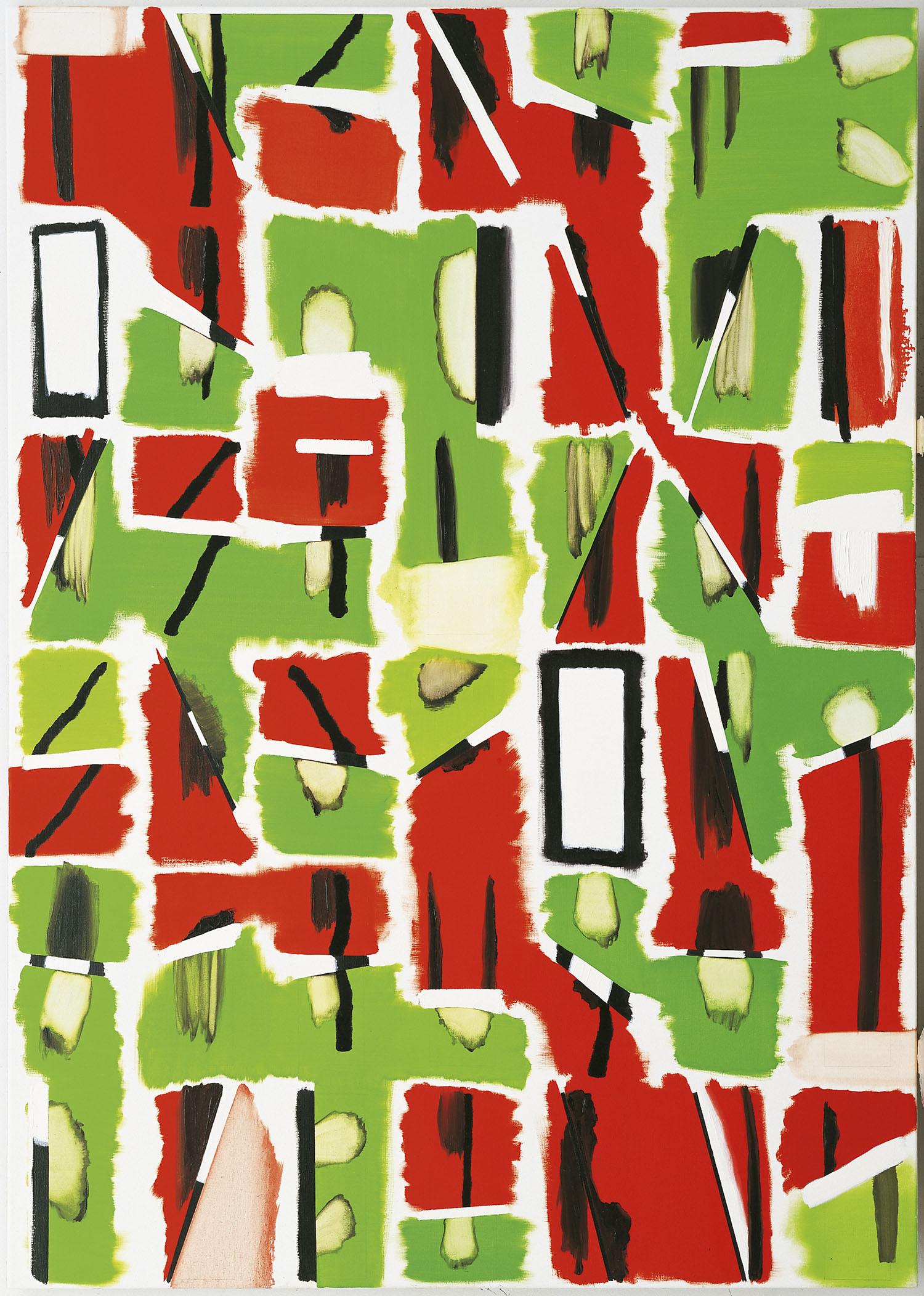 98.01.01 | Öl auf Leinwand | 1998 | 115 x 80 cm