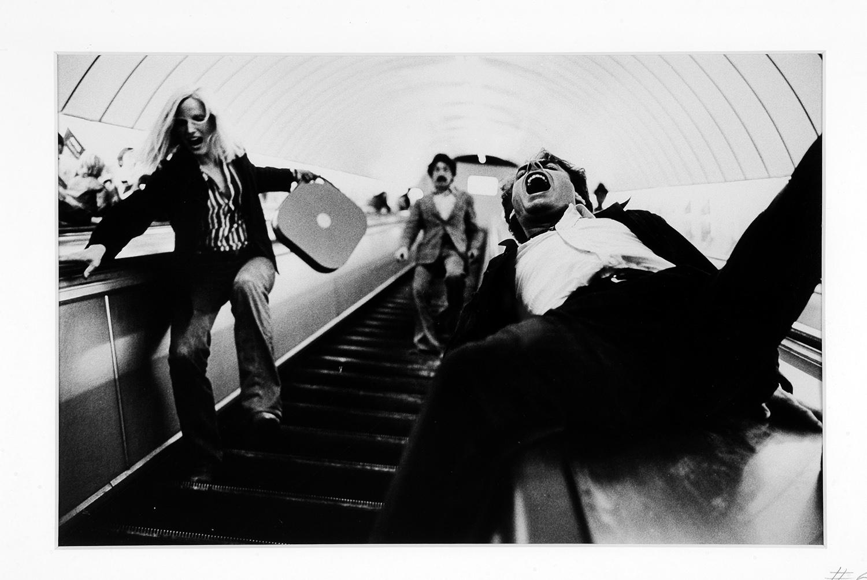 The Violent Tapes | 1975 | Fotografie | 23 x 35,5 cm