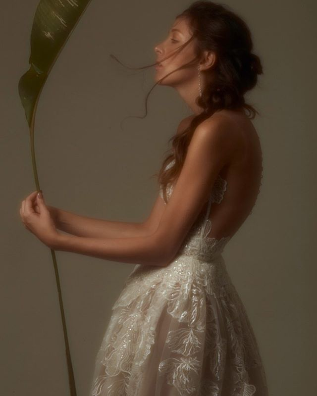 Can you feel this magic in the air? #VA #Bridal #ValentinaAmengual #weddingdress  Photo: @alejandroruiz.photo Styling @kathalinacsonka  Makeup & Hair @judith.padron  Model: @rosangelica3