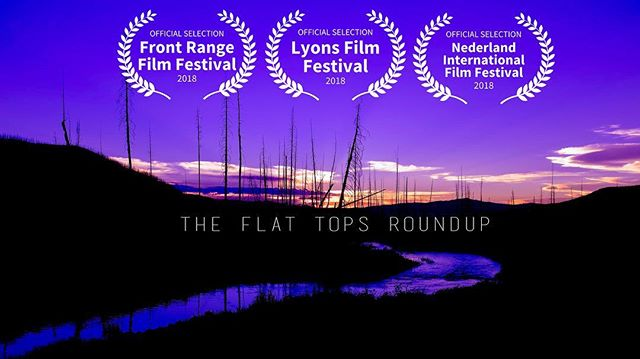 Join us at the Nederland Film Festival for a screening on Nov 17th or 18th...we're still not sure?