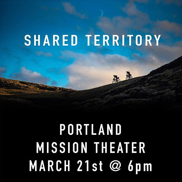 Hey Portland, see you on the 21st!