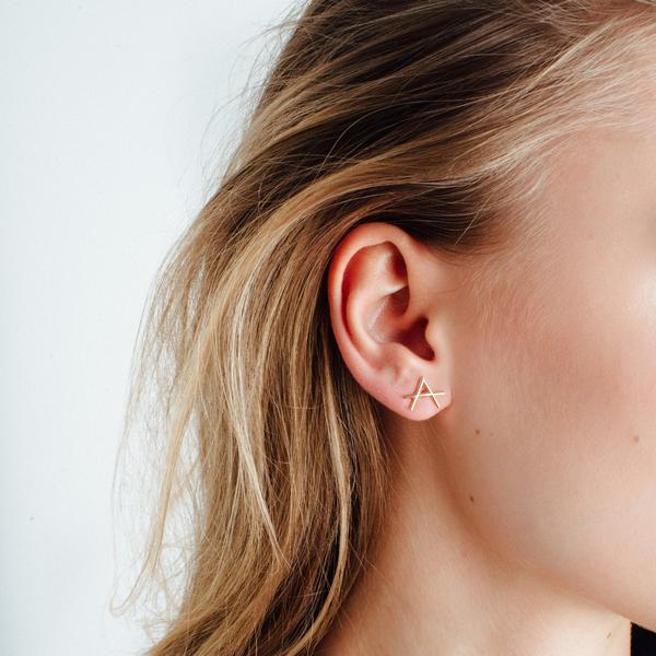 Icon Earrings- $180