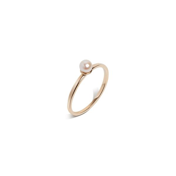 Simple Pearl Ring- $250 ....psst guys perfect gift this Holiday season!!!