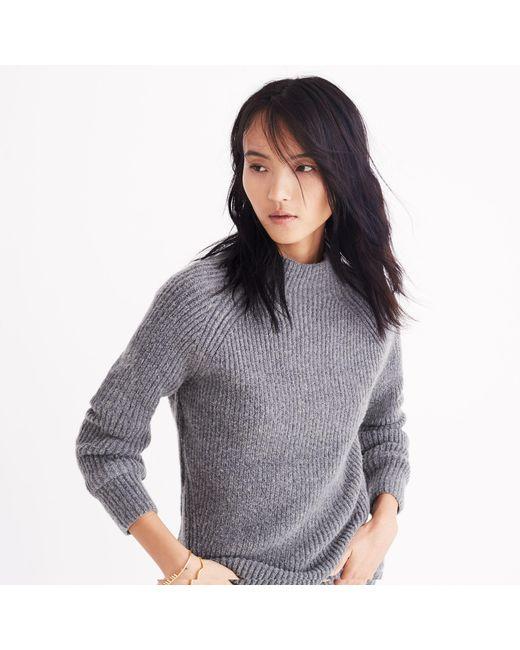 madewell-hthr-grey-Northfield-Mockneck-Sweater.jpeg