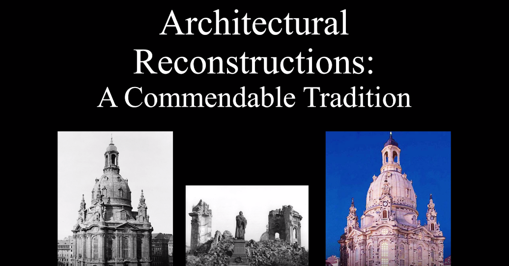 architectural reconstructions
