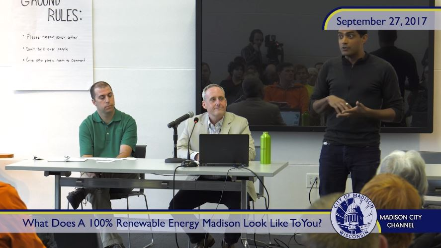 Public Kickoff Meeting - Video Recording - September 27, 2017
