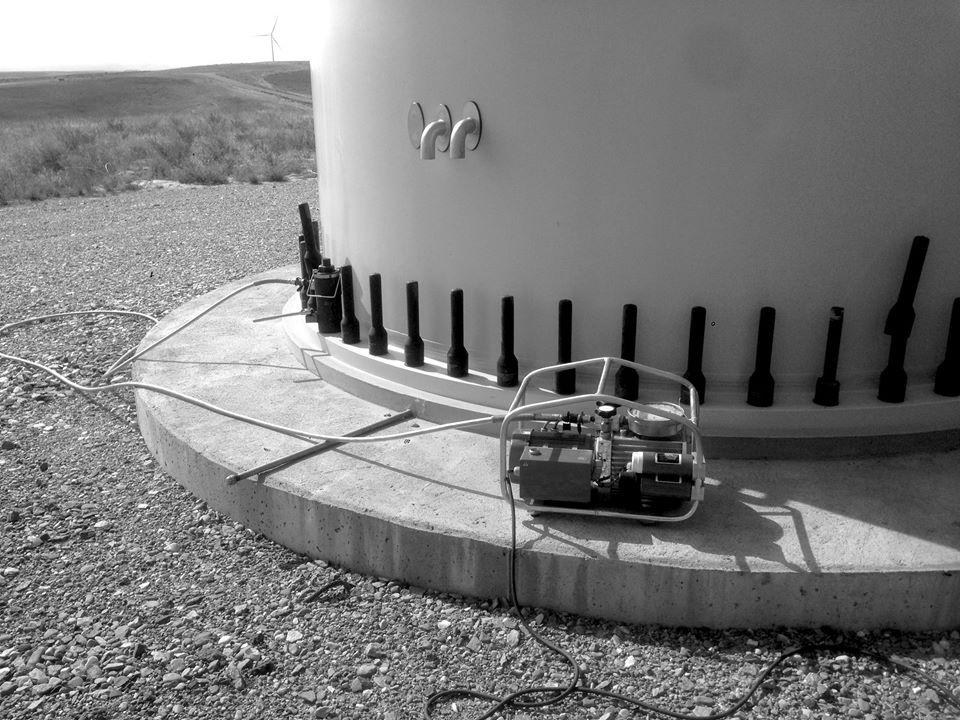 central plains wind farm -