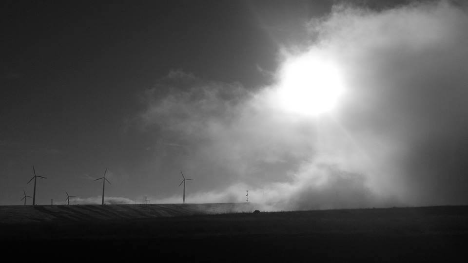 cedar point wind farm -