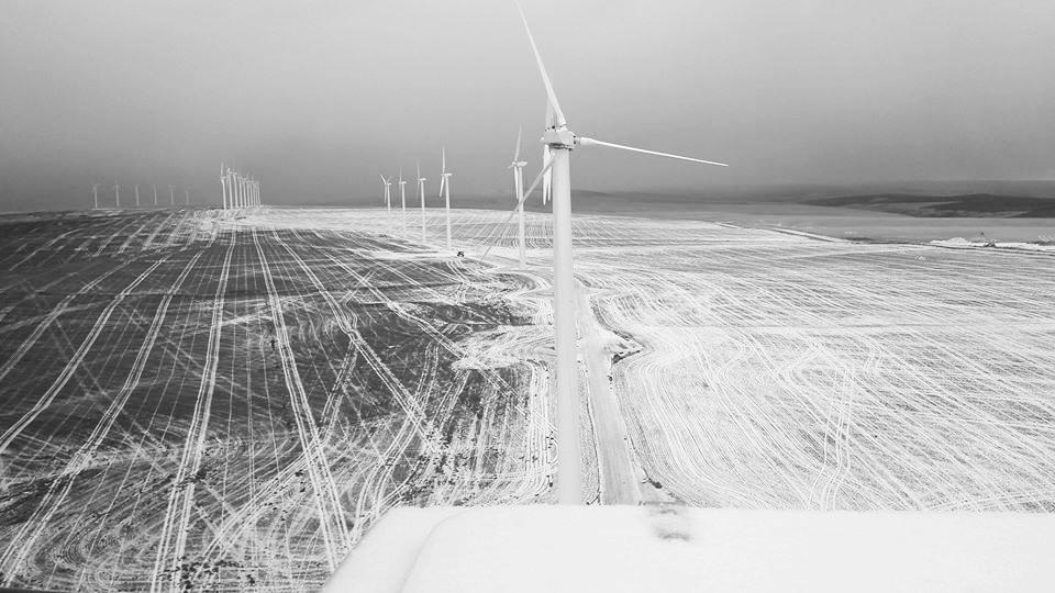 buckeye wind farm -