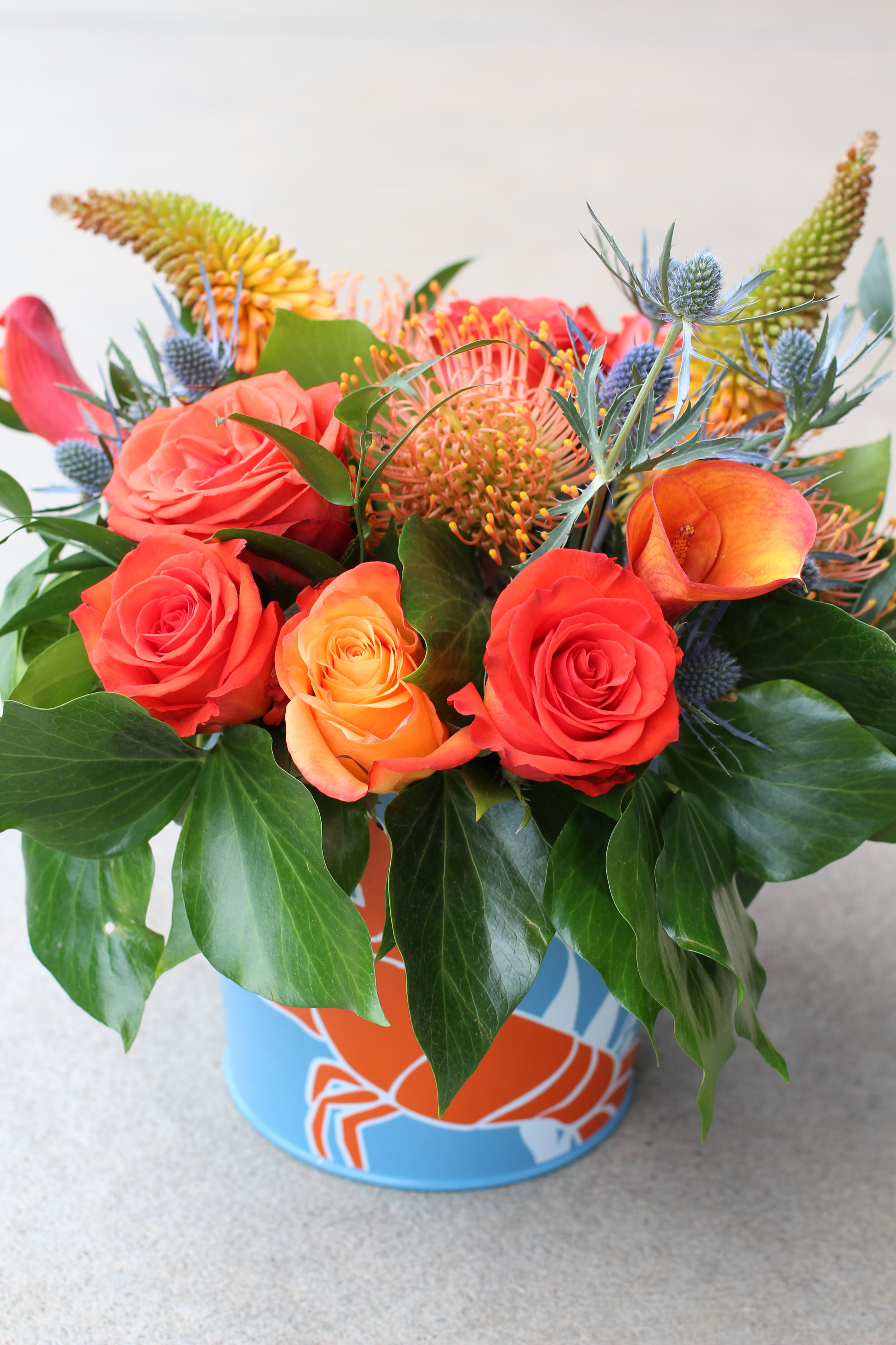 daily fresh flower designs vail valley colorado