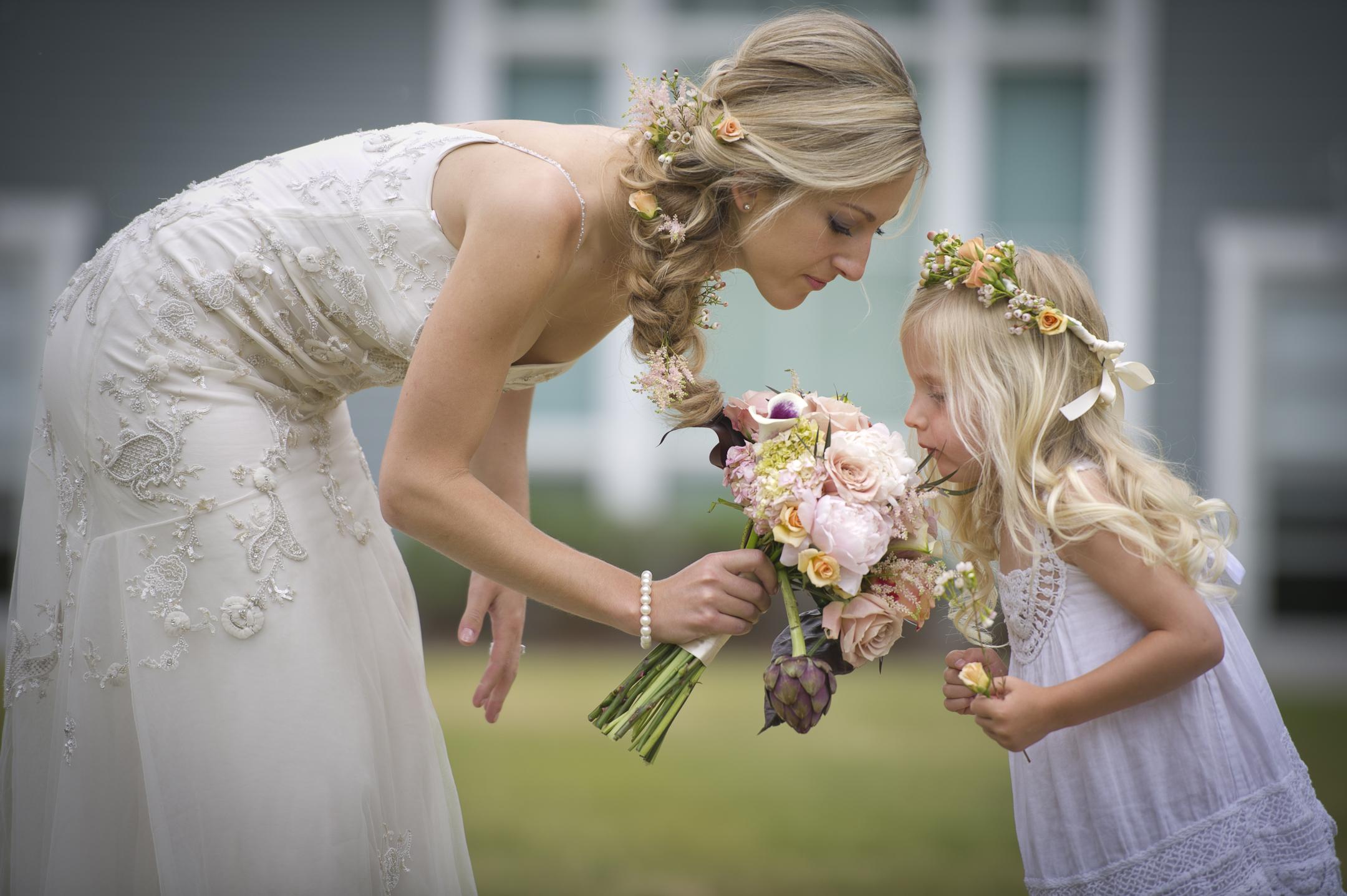 flower crowns girls