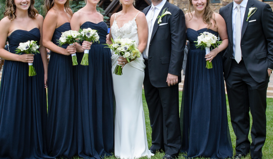 vail wedding florist