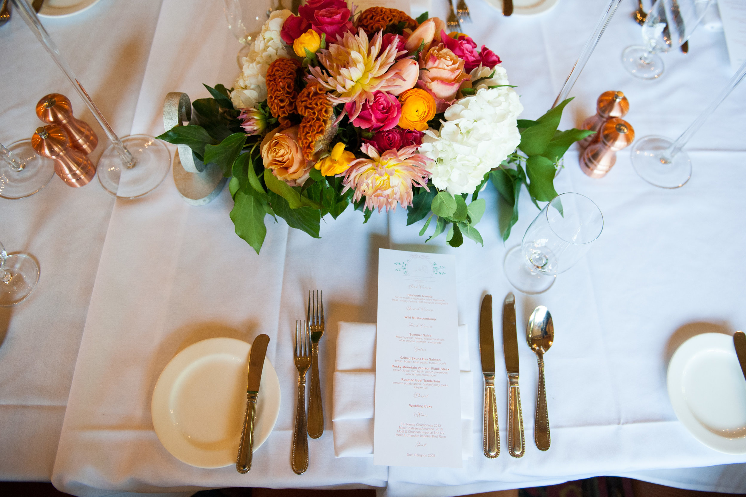 flower table centerpieces vail co