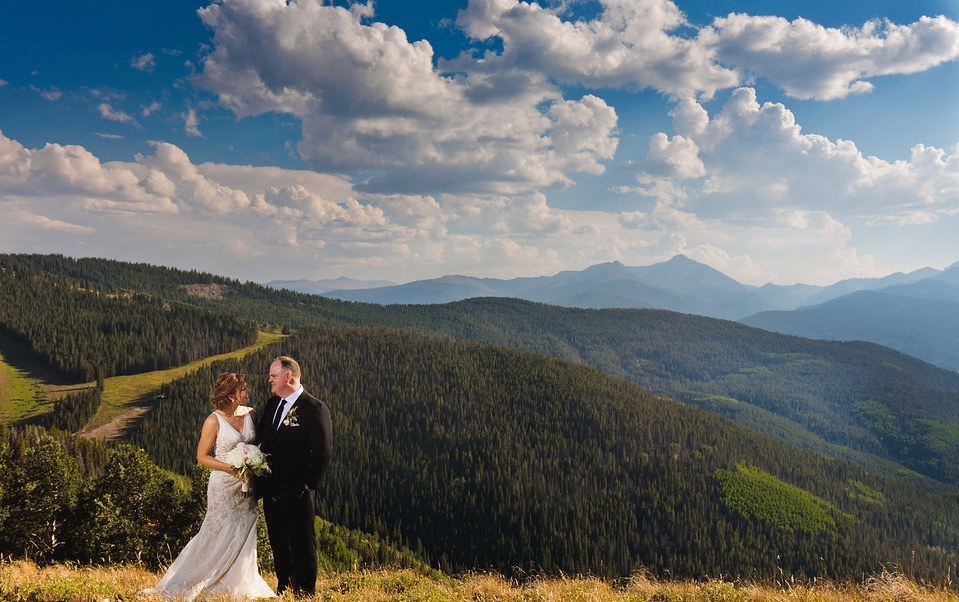 mountain wedding florist colorado