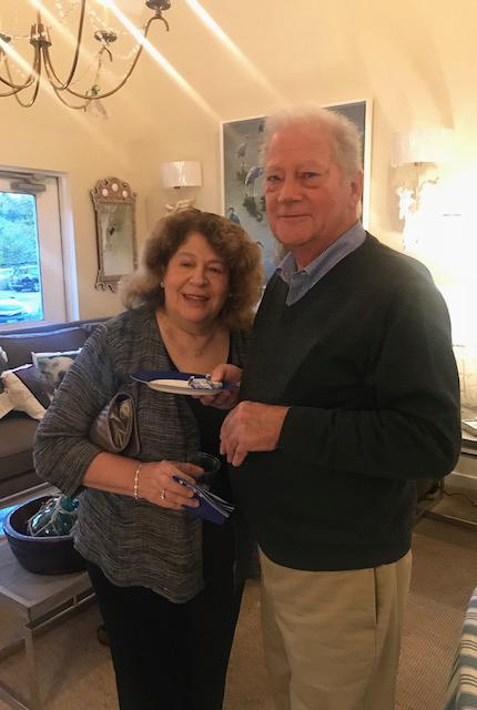 Margie Dennis and Bud Fahey