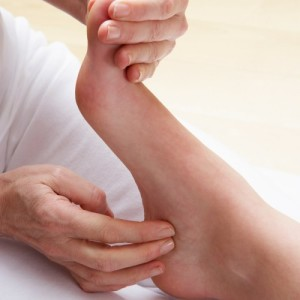 Reflexology: Wellbeing Clinic Nottingham