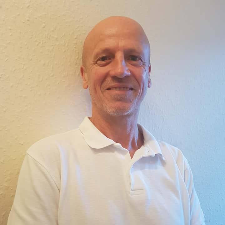 Philip Humphreys Wellbeing Craniosacral Therapist.